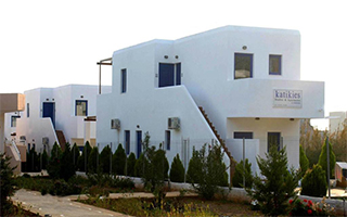Kakities Studios & Apartments 1
